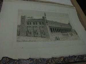 שרטוט בית המקדש