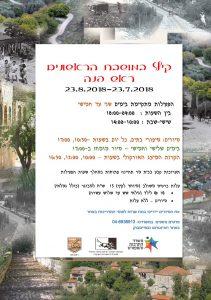 סיור סיפורי בתים @ ראש פינה | ראש פינה | ישראל